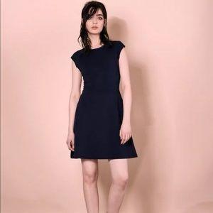 ARGENT Hight-Tech Ponte Dress 12 NWT $275